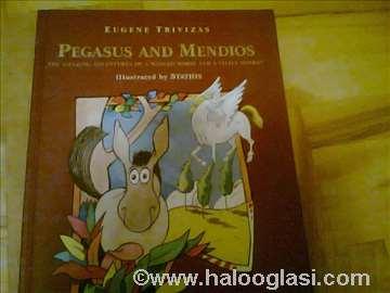 Pagadsus and Mendios knjiga za decu na engleskom