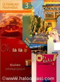 Udžbenici knjige- francuski, nemacki
