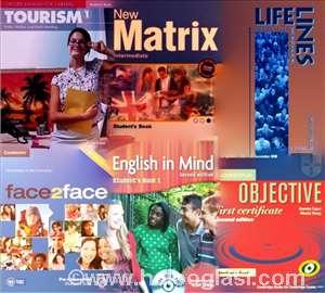 Udžbenici, knjige-svi strani jezici, engleski