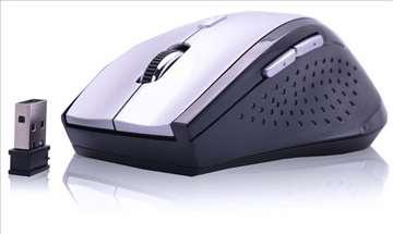 Bežični miš GM-404W, 1000dpi, Black
