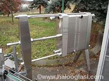 Mašina za obradu mleka