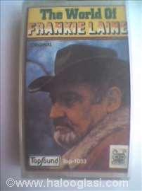 Frankie Laine, The World of, audio kaseta.