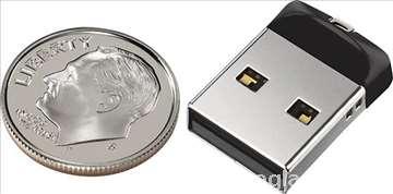 SanDisk Cruzer Fit USB Flash - 32Gb