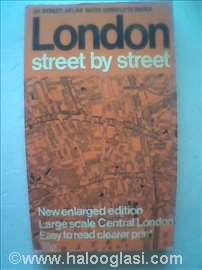 London, Street by street.