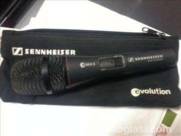 Sennheiser E 865s kablovsi, kondenzatorski