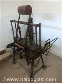 Mašina za izradu korneta jedinica(dupla)