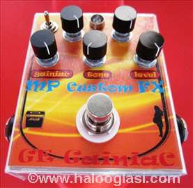 MP Custom FX GE Gainiac Fuzz Overdrive