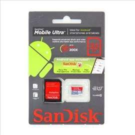 Sandisk micro SDHC class 10 - 32GB