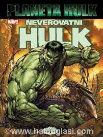 Hulk - Planeta Hulk