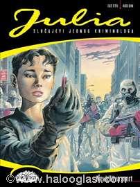 Julia 28 - Nevidljiva smrt
