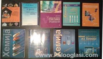 Udžbenici, knjige, zbirke - hemija