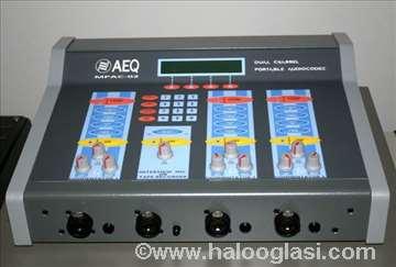 AEQ MPAC-02 Dual Chanel Portable Audiocodec