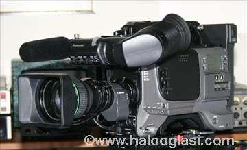 Panasonic AJ-D400 DVCPRO camcorder