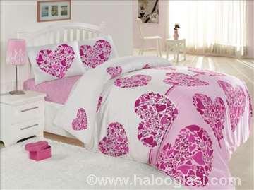Love posteljina