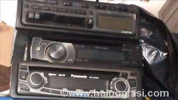 Peugeot 607 fabrička muzika
