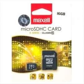 Micro SD memorijska kartica klasa 10