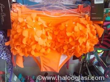 Ženski kupaći kostim dvodelni