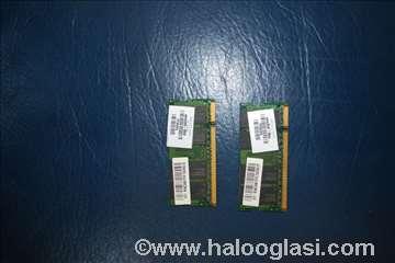 Memorija za laptop 2GB 800MHz
