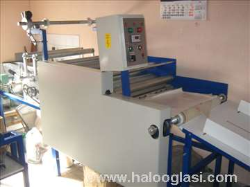 Mašina za proizvodnju mesarskog papira