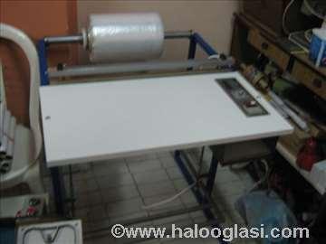 Poluautomatska mašina za PVC