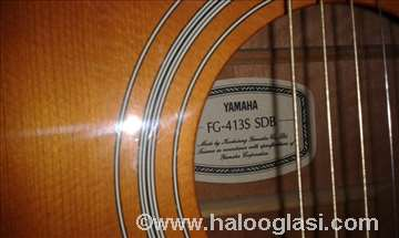 Yamaha GF 413 SDB