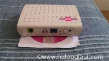 ADSL modem- Huawei SmartAX MT882