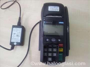 Čitač platnih kartica Hypercom  optimum M2100