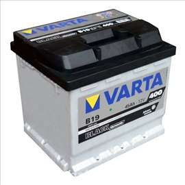Akumulator 12V  4Ah D+  Fp 120X70X92 Varta