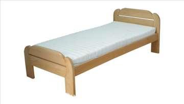 Krevet Violeta - natur - trešnja - venge