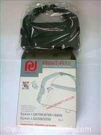 Ribon za matrični štampač Epson LQ670 / 680