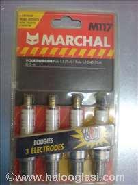 Svećice Valeo Marchal sa tri pipka