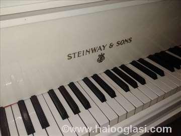 Steinway & Sons 180cm model O