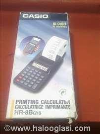 Casio - kalkulator sa štampačem
