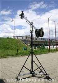 Kran za video snimanje profesionalni