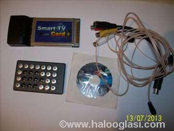 PCMCIA Smart TV