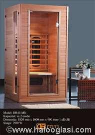 Infracrvena sauna (za dve osobe)