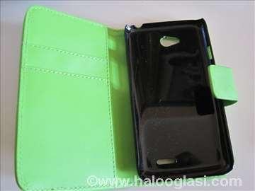 Zelena futrola za LG L70