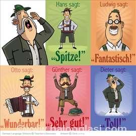 Privatni časovi nemačkog jezika