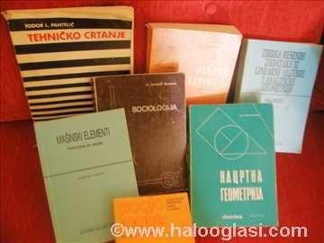 Knjige za rudarsko-geološki