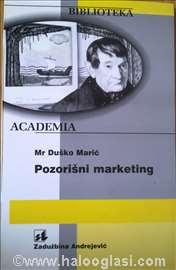 Pozorišni marketing-Duško Marić