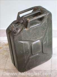 Kanta za gorivo iz 1979