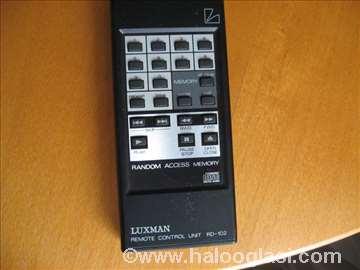 Luxman RD102 daljinski za CD