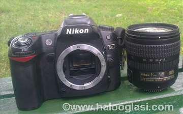 Nikon D-80