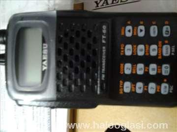 Radio stanica yaesu ft 60 i