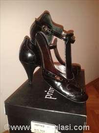 Kožne crne Paar cipele