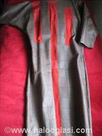 Haljina od čiste kože