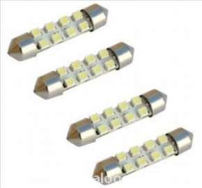 LED sijalica FESTOON 39mm 2 komada