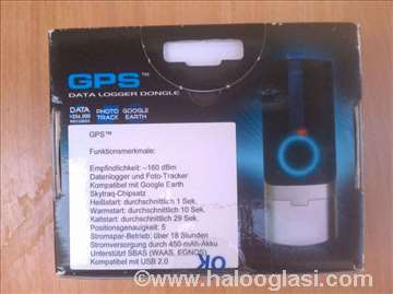 Canmore GT-730FL-S Data Logger / USB GPS Receiver