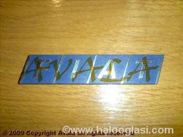 Auto-oznaka Fiat tanja za Zastavu