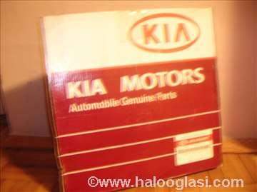 Korpa kvacila KIA Sephia + Spectra + Rio 1,5